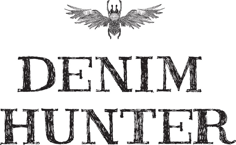 Denim_Hunter_2_linjer_SORT